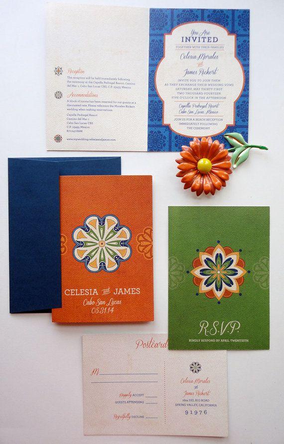 44 best Wedding Invitations images on Pinterest   Bridal invitations ...