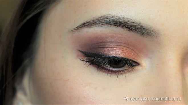 Фото+видео урок: макияж в розовых тонах