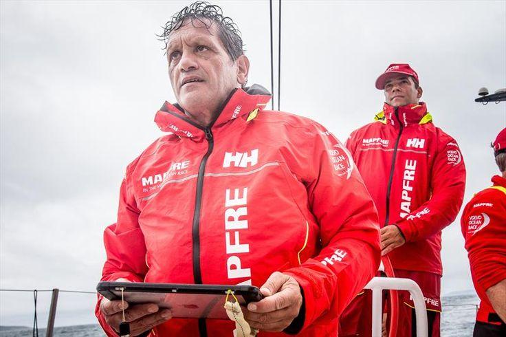 Joan Vila returns to the Volvo Ocean Race