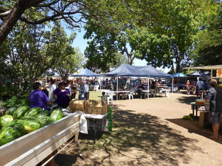 Enjoying the local #markets in #Katherine #NT. Now available on RvTrips: