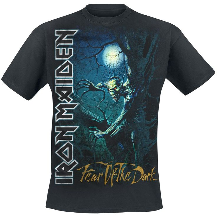 Fear of the dark (T-Shirt) by Iron Maiden