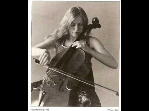 Jacqueline du Pre - Boccherini cello concerto - part 1