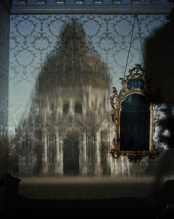 Delightful Abelardo Morell. Blurry Venice Design