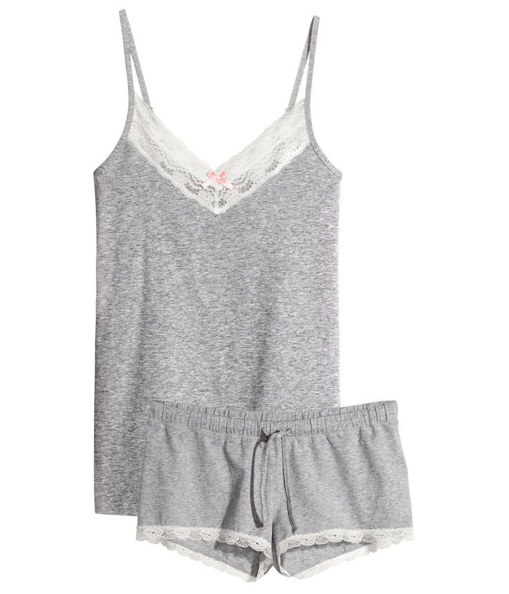 Pajamas. Love! Remind me of warm summer nights. - Lingerie, Sleepwear & Loungewear - amzn.to/2ieOApL Lingerie, Sleepwear & Loungewear - http://amzn.to/2ij6tqw