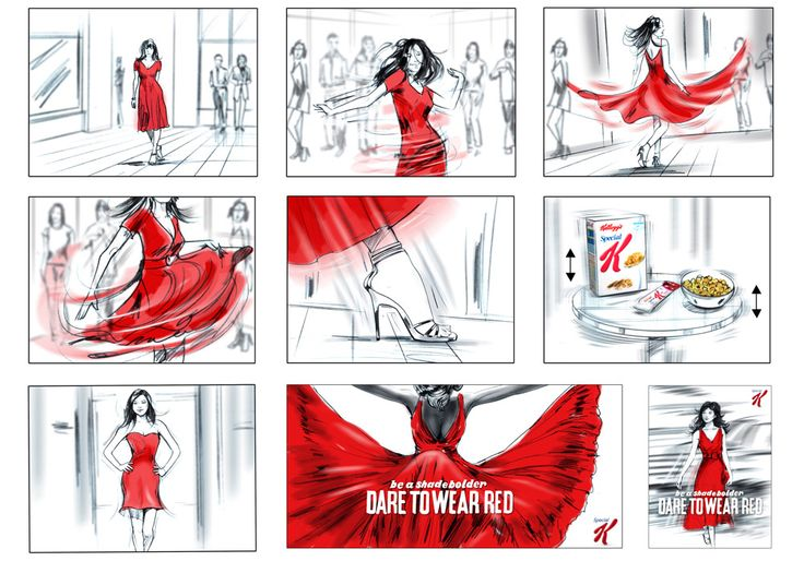 special k storyboard