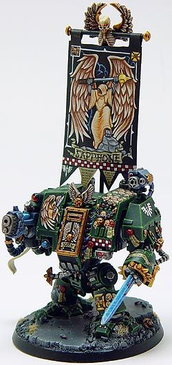 U.K. 2003 - Véhicule Warhammer 40,000 - Demon Winner, le site non officiel du Golden Demon