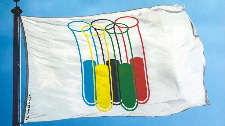 Die Olympischen Ringe einmal anders...