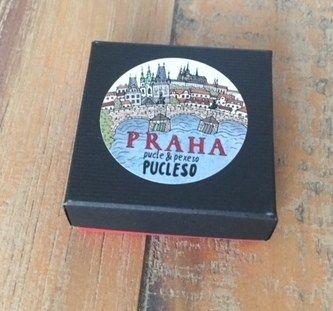 Praha a my je téma letošního vánočního dárku pro celou rodinu. Rozhodla jsem se připravit společný vánoční dárek pro celou rodinu, tak aby jsme tam našli (zejména děti) něco pro každého z nás a zár…