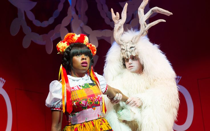 Paul Sirrett's pantomime is a thoroughly enjoyable modern update of the traditional fairy tale, says Chris Harvey