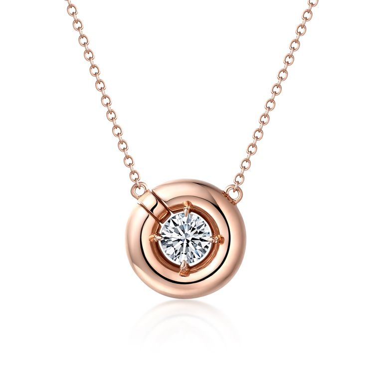 A Heart's Promise 052 - Lao Feng Xiang Jewelry Canada
