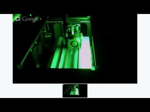 3D Printing, Replicator 2 - High(slow) Quality