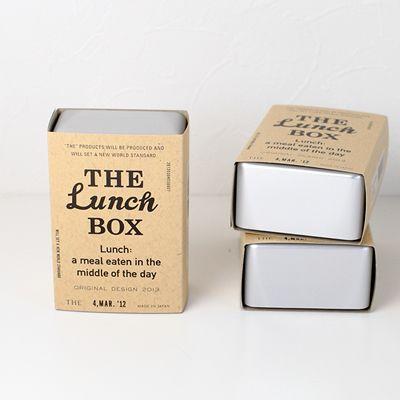 THELUNCHBOXaluminiumアルミのランチボックス