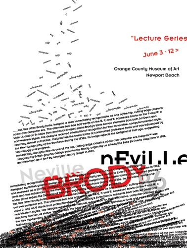 """Brody's """"collapsing"""" typography"""