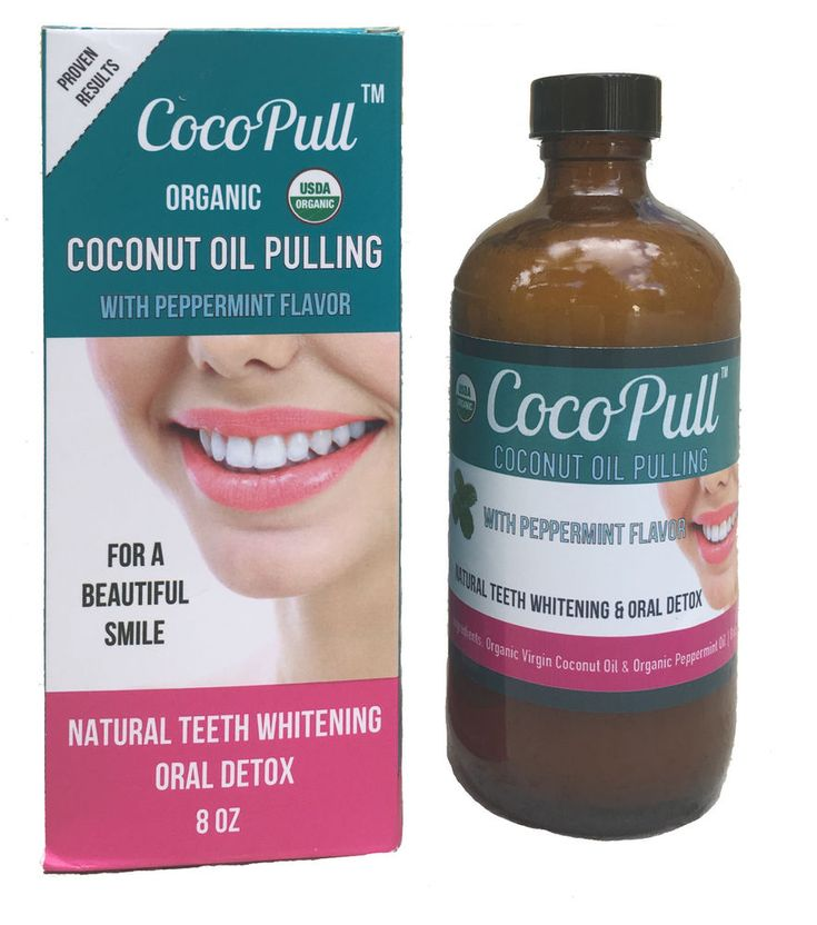 Coconut Oil Pulling and Mouthwash 8oz - Perfect for Teeth Whitening & Oral Care  #AvivaPure #oilpulling #healthylifestyle #Healthy #oralcare #teethwhitening  Find it at avivapurebeauty.com