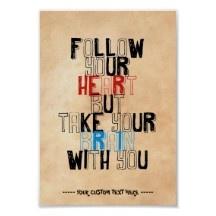 De Sjabloon van citaten Posters