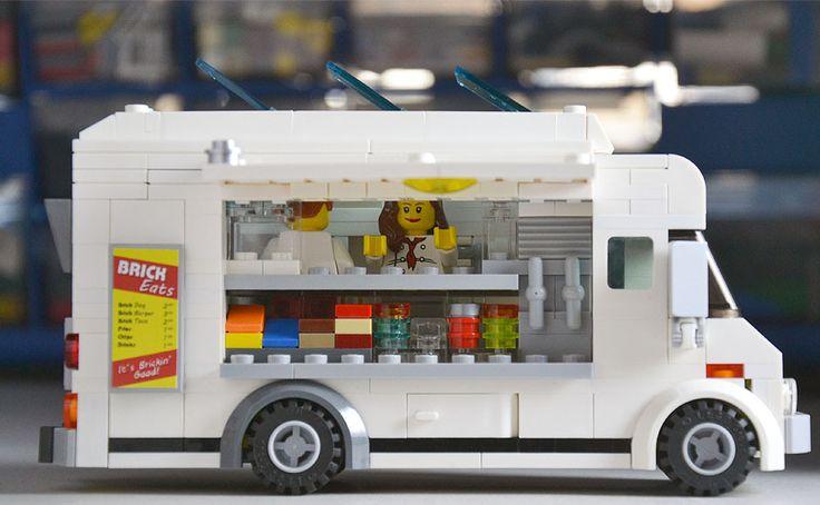 die besten 25 lego wohnmobil ideen auf pinterest lego. Black Bedroom Furniture Sets. Home Design Ideas