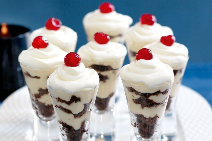 End your Christmas celebrations on a sweet note with these delightful trifles.