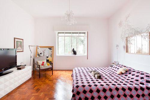 컬러풀한 아파트 인테리어 :: 작은집 인테리어 :: DIY