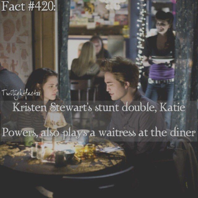 Twilight Fact I didn't know.