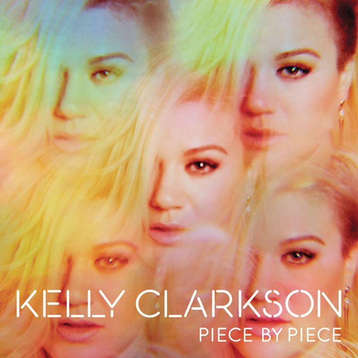 Kelly Clarkson Piece by Piece Album Cover