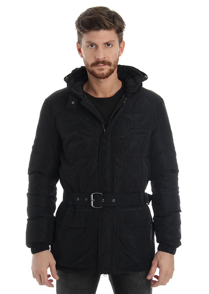 Man quilted coat, ADD on www.piustyle.com