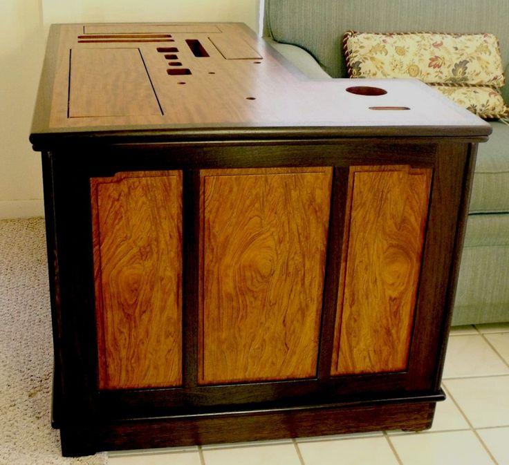Furniture. Breathtaking Design Ideas Of Interior Desk Hidden Storage Furnitures. Baffling Design Interior Desk With Hidden Storage Feature Brown Wooden Desk With Hidden Shelves And L Shape Wooden Interior Desk