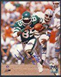 Wesley Walker New York Jets Footballs