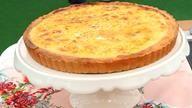 Strawberry Crème Brûlée Tart (Jonathon - The Great Australian Bake Off, season 1) (GF)