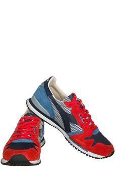 #scarpe in tela canvas #Diadora #bforeshop #shoes #moda #uomo #fashion #SS2015