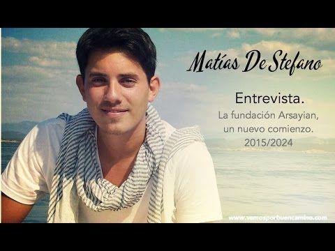Matías De Stefano: La fundación Arsayian, un nuevo comienzo (2015/2024)