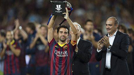 Valdés da la Supercopa al Barça