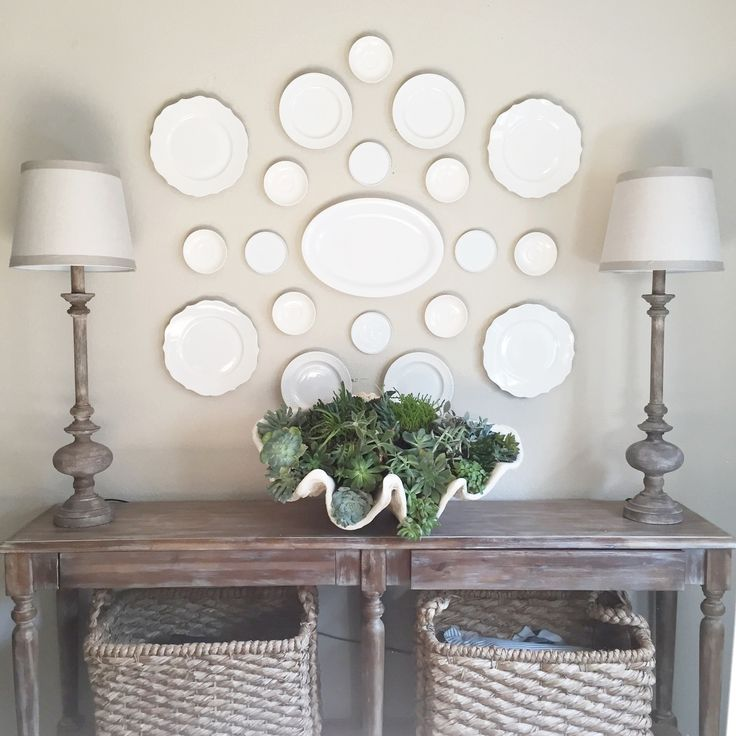 Dining Room Wall Sconces: 25+ Best Ideas About Plate Wall Decor On Pinterest