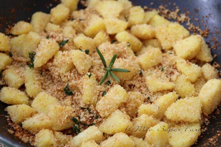 Patate attufate croccanti e dorate ricetta contorno facile | Il Mio Saper Fare