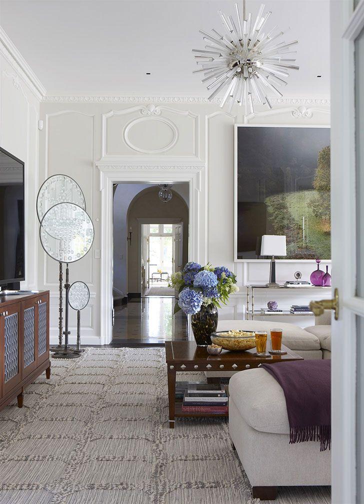 Klassika S Yarkim Harakterom Obnovlyonnyj Interer Osobnyaka V Ssha Foto Idei Dizajn Home Decor Websites Best Interior Design Websites Luxury Home Decor