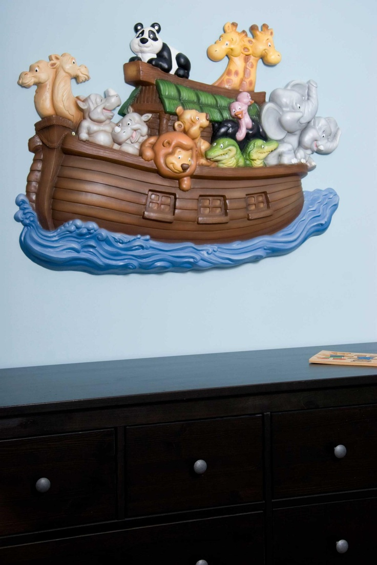153 best baby room ideas images on pinterest noah ark baby room noahs ark wall art decor by beetling design amipublicfo Gallery
