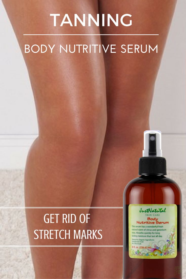 Immediately improves the look of dry flaky skin, stretch marks and crepey skin. This effective nutritive serum for body and face work without irritating your skin. Not chemicals to keeps pores clog-free. Ultra-concentrated for extra tanning and healthy color. 100% natural made of vitamins and antioxidant rich oils, extracts, and essentials that deeply penetrate to deliver nutrients to feed, protect and support your skin.