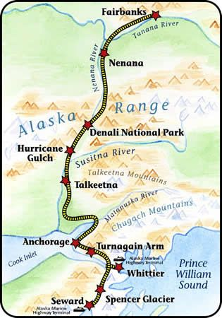 Best 25 Alaska railroad ideas on Pinterest Alaska train Train