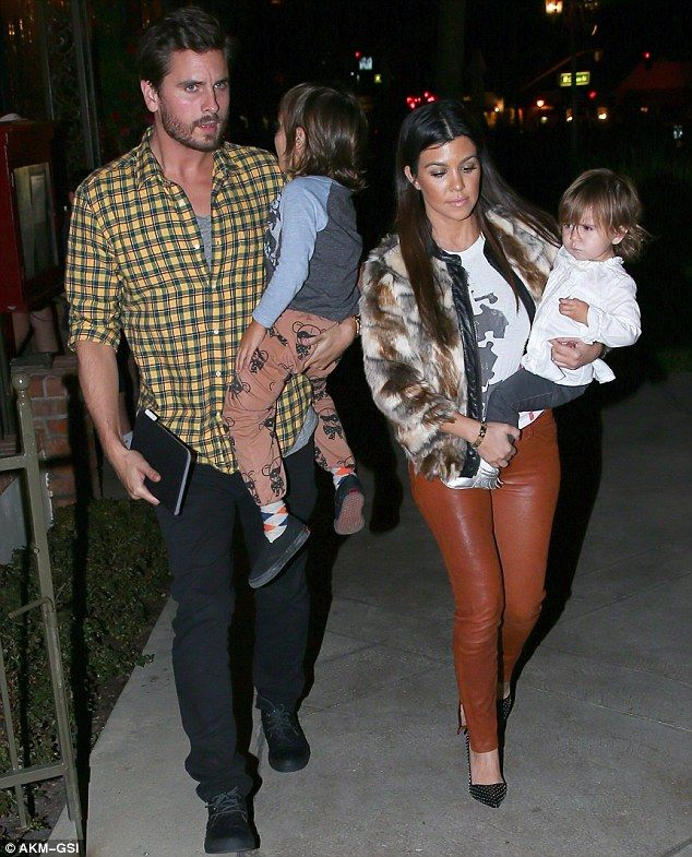 Scott Disick and Kourtney Kardashian to be married...