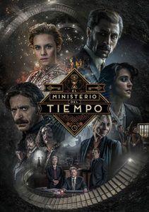 """Serie """"El Ministerio del Tiempo"""" 3Temporada. APPA: Luis Gutierrez (Director de Producción)"""