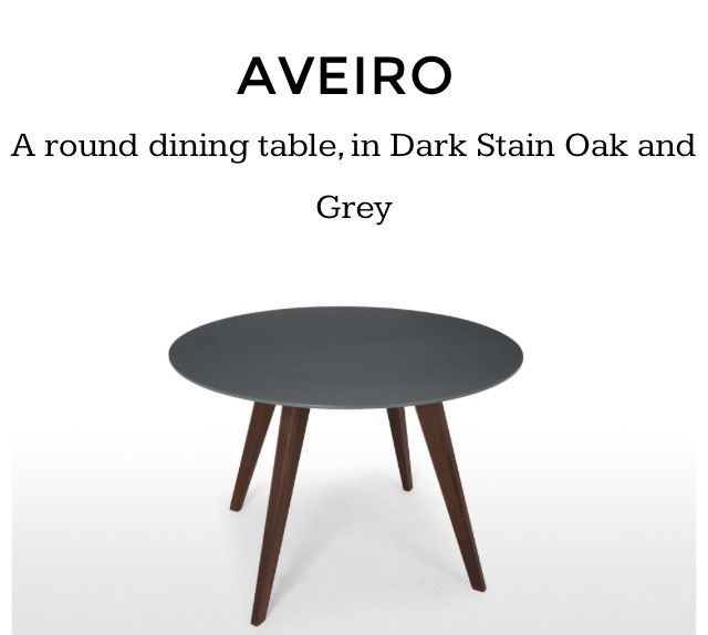 Made.com Aveiro dining table £449 5 working days