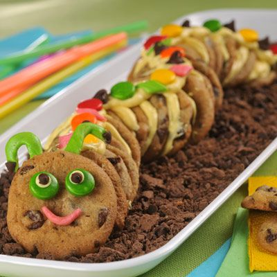 Chocolate Chip Cookie Critter How-To