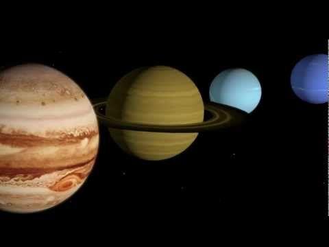 slnecna sustava - YouTube
