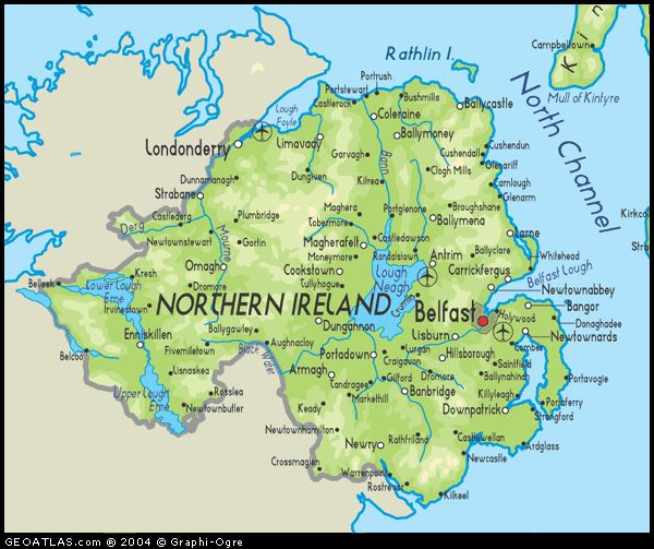 northern ireland flag meaning