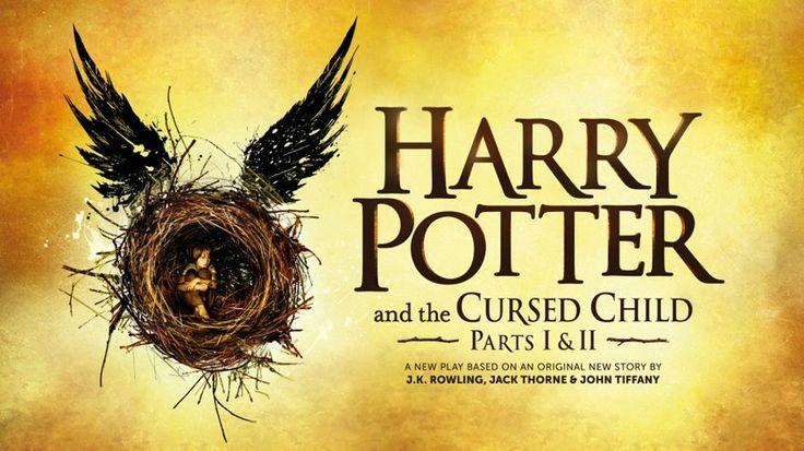 """Expelliarmus: J.K. Rowling bringt ihr Bühnenstück """"Harry Potter and the Cursed Child"""" auch als Buch heraus. Allerdings soll es kein klassischer achter Teil der Serie um den Zauberlehrling sein."""