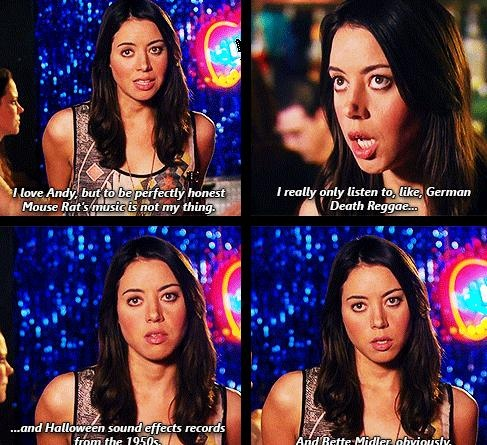 april ludgate... obviously