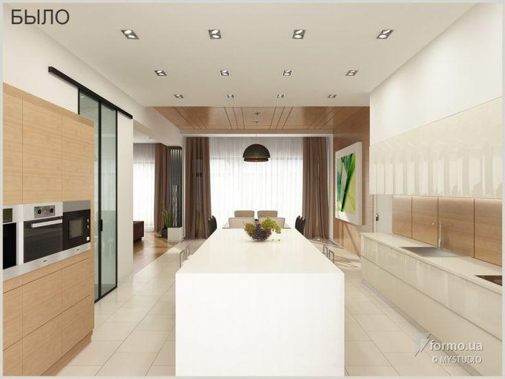 Современная роскошь: как было и как стало, MYSTUDIO, Кухня, Дизайн интерьеров Formo.ua