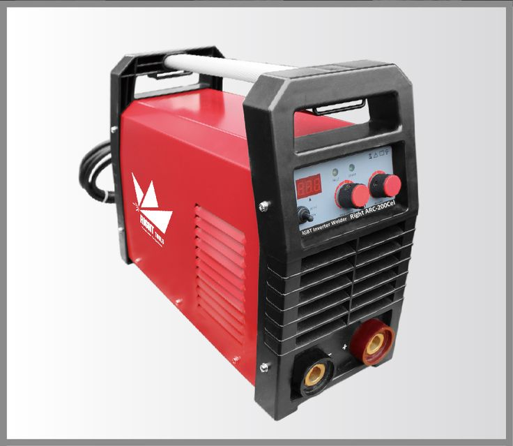 MCU control IGBT arc 200 inverter welder with Cellulose electrode