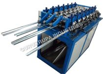 Cable tray roll forming machine (also called cable ladder roll forming machine) is capable of making 6 different sizes of cable tray in one machine. The cable trays produced by this roll forming production line are mostly used in Industrial segment and other buildings segment because of their accurate robustness.