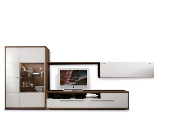 modern tv wand meubel interessante ideen. Black Bedroom Furniture Sets. Home Design Ideas