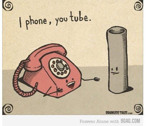 #iphone #You Tube